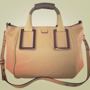 Chloe.   ETHEL Gorgeous, butter soft leather lg
